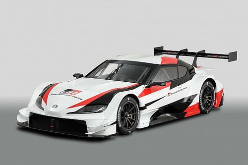Toyota confirms Supra's return to Super GT