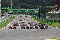 Новый формат Формулы 2: два спринта за день, два типа реверсивных решеток