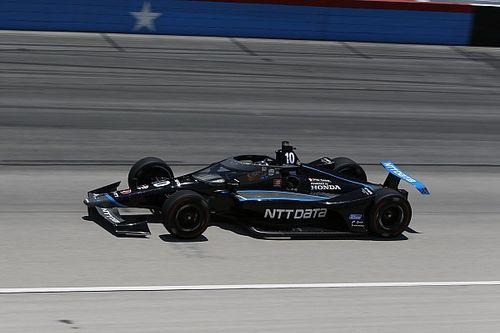 McLaren упустил победу в IndyCar за два круга до финиша
