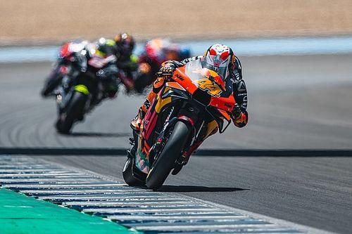 """Espargaro, Jerez'in sıcağında """"kaynamış"""""""