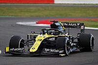 Ricciardo enthousiasmé par le potentiel de Renault à Silverstone