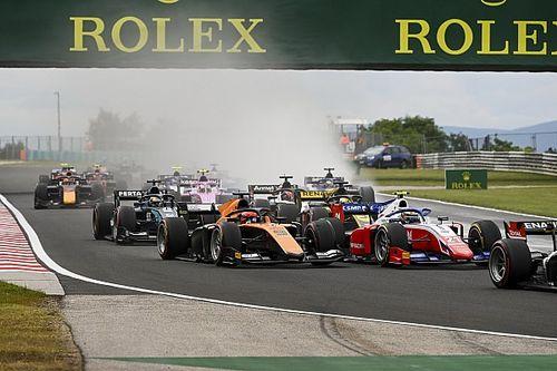 A Pirelli hasznos adatokat gyűjtött az F2-ben használt 18 colos gumikról azok Forma-1-es bevezetése előtt