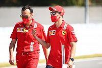 Vettel niega que haya mal ambiente en Ferrari