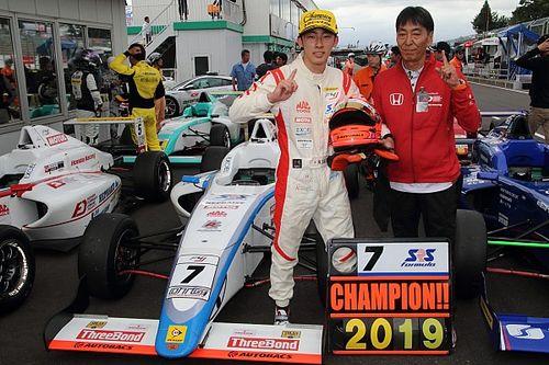 FIA F4第11戦:佐藤蓮が圧巻の今季8勝目。3レース残してチャンピオン獲得