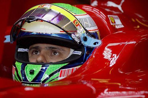 F1: Massa vê Ferrari 'de volta' só em 2022 e concorda com dispensa de Vettel