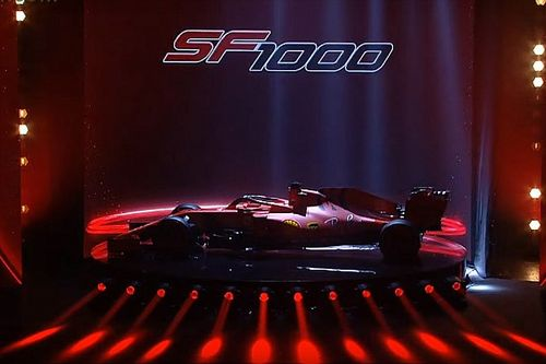 Watch: 2020 Scuderia Ferrari F1 launch