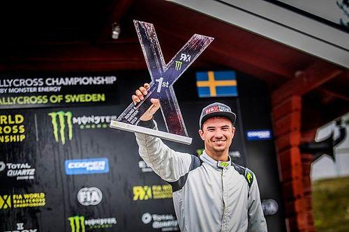Poprawiony Civic dla Erikssona