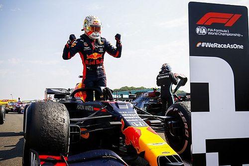 本人も驚きの完勝でメルセデスに土。「今年初めてチャンスを感じた」とフェルスタッペン