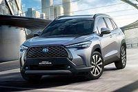 Toyota, Yaris Cross'un ardından Corolla Cross'u da tanıttı