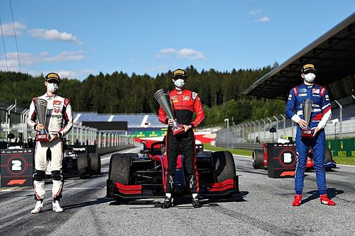 How F1's new podium procedure will work in Austria