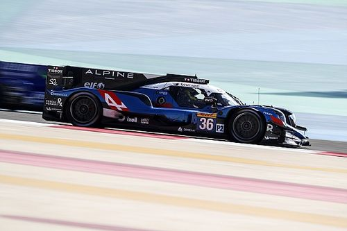 Alpine confirms WEC driver line-up