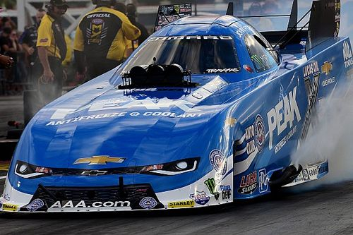 Ace tuner returns to John Force Racing