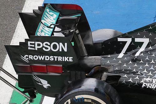 Mercedes сделала гибкое крыло в обход правил. Ее поймали благодаря ТВ