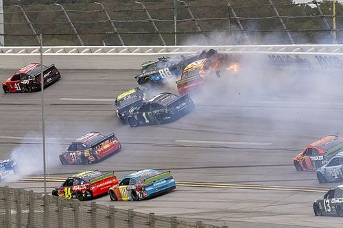 What time and channel is the Talladega NASCAR race today?