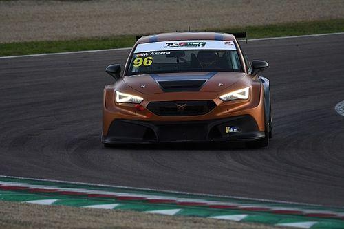 TCR Italy: rimonta e dominio di Azcona in Gara 1 a Imola