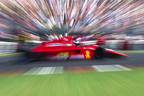 When F1's crazy horse joined the Prancing Horse