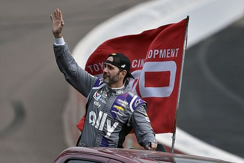 Jimmie Johnson to race for Action Express in Rolex 24