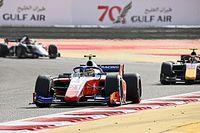Schumacher loopt minimaal uit op Ilott, Shwartzman wint in Bahrein