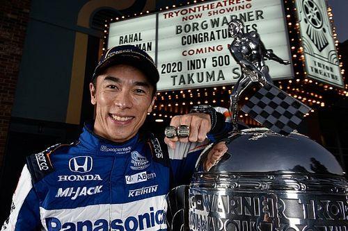 "Sato: Indy win ""not revenge on Ganassi, just pure satisfaction"""