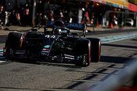 """Mercedes nadert zevende wereldtitel: """"Geweldige prestatie"""""""