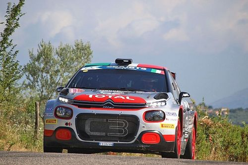 CIR, Targa Florio, PS4-6: Crugnola aumenta il vantaggio