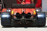Los detalles de los coches de F1 en el GP de España