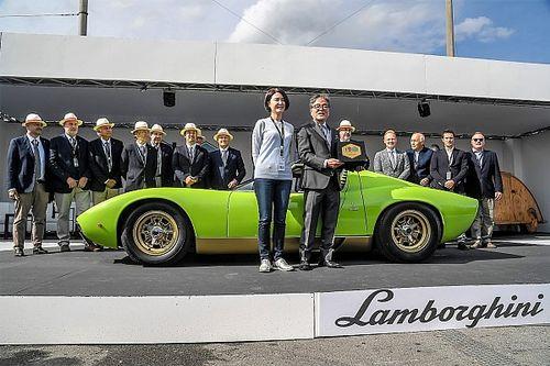 Neuchâtel, capitale des Lamborghini l'espace d'un week-end