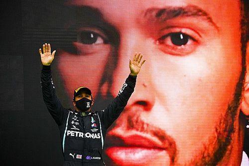 Portuguese GP: Hamilton scores record-breaking 92nd win