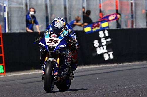WorldSBK - Estoril: Yamaha suma su primer triplete; Bautista y Forés, top 10