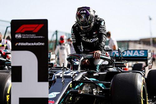Hamilton nyerte a Portugál GP-t az őrületes első körök után!