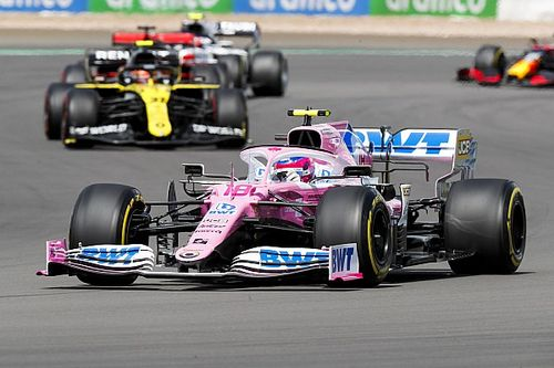 Renault lodges third protest against Racing Point