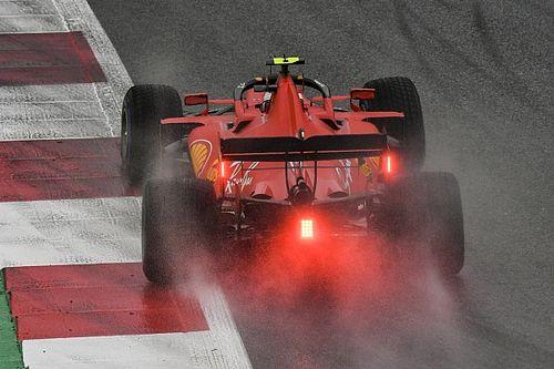 Leclerc penalizado con 3 posiciones, Pérez sin castigo