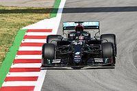F1: Hamilton lidera nova dobradinha da Mercedes na Espanha; Bottas é o mais rápido do dia