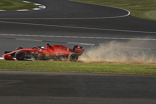 """Ferrari y su """"sufrimiento"""" durante el viernes en Silverstone"""