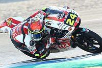 Moto3アンダルシア予選:鈴木竜生、3連続のPP獲得! 小椋2番手で日本勢ワンツー