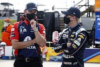 Chad Knaus stepping off pit box and into leadership role