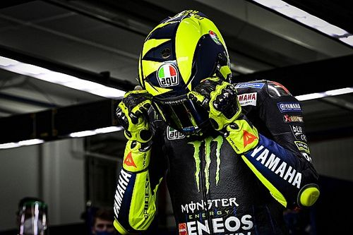 "Rossi opens up on ""difficult"" 24-day COVID layoff"