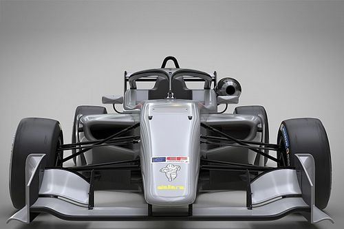 New EF Open car designed with 'traditional' F3 in mind