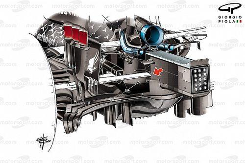 Actualización técnica F1: Mercedes, McLaren, AlphaTauri y Racing Point