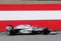 F1: la Williams farà girare Aitken nelle Libere 1 al GP di Stiria