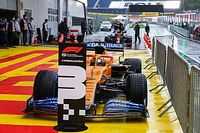 Sainz apunta al podio tras calificación del GP de Estiria