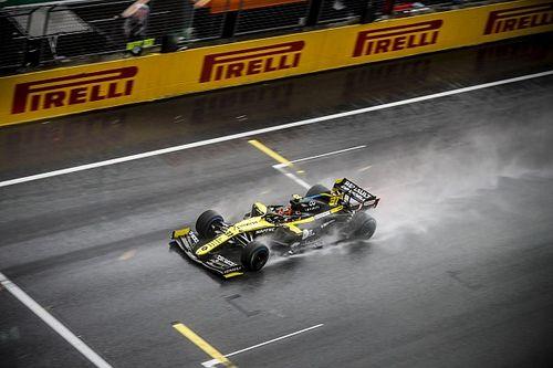 """Ocon cinquième sur la grille avec une Renault """"saine"""" à piloter"""