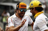 """Sainz: """"Alonso ile podyuma çıkmak harika olur"""""""