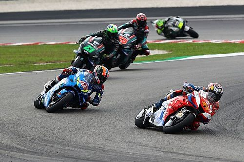 "Miller unhappy with ""strange"" Sepang 'suicide moves'"