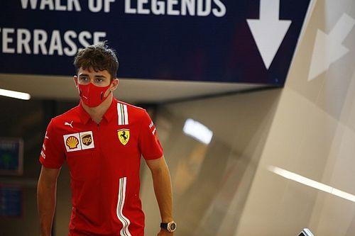 Leclerc y Vettel, conscientes de que hicieron mal saltándose el protocolo