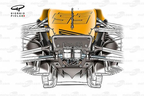 Análise técnica: as atualizações de Ferrari, Red Bull, McLaren e Williams apresentadas no GP da Estíria de F1