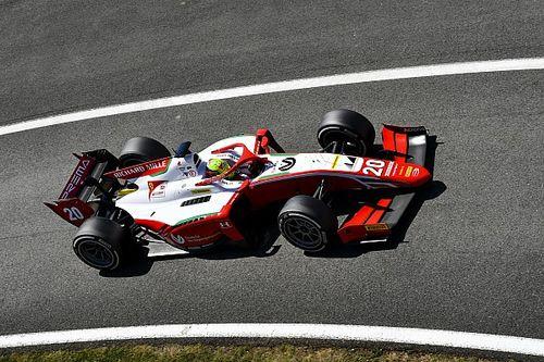 F2, Silverstone: Mick Schumacher svetta nelle Libere