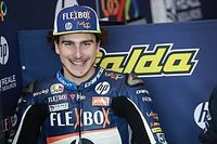MotoGP Masih Jadi Impian Lorenzo Baldassarri