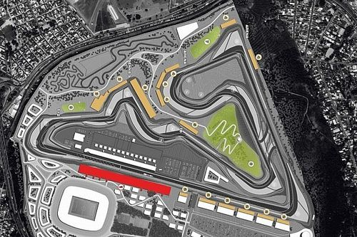 Rio reveals definitive layout for F1 circuit