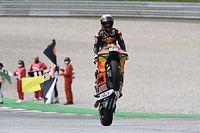 Después de dos positivos, piloto de Moto2 da negativo a COVID-19